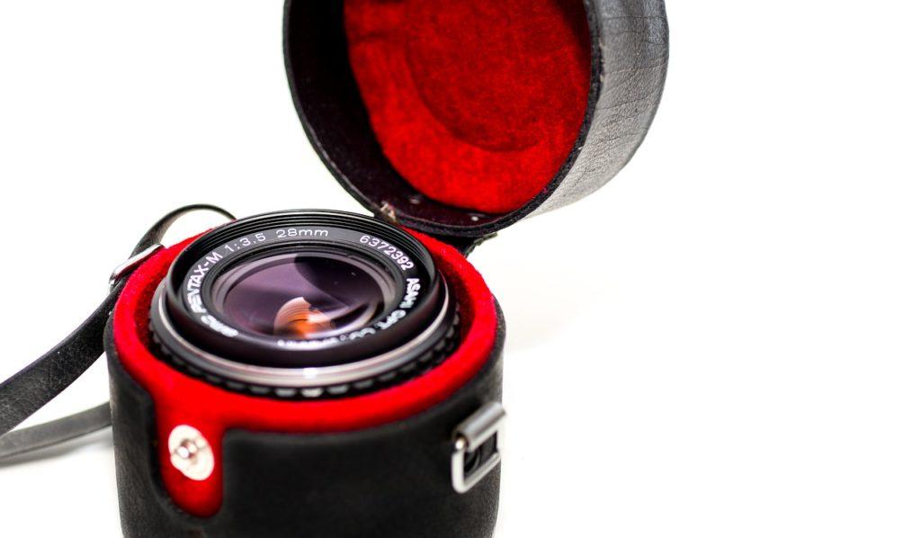 カメラケースは用途別に選ぼう