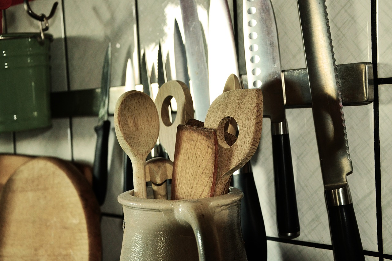 Kitchen, Utensil