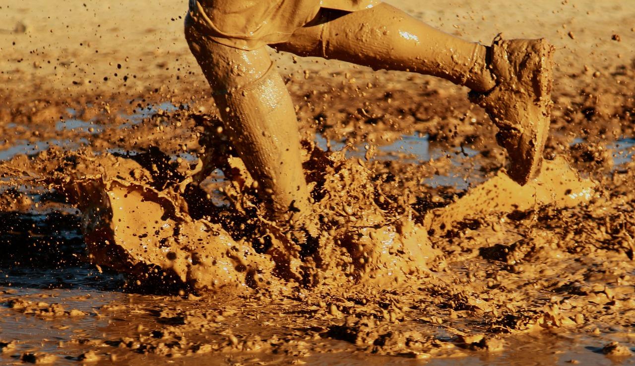 Muddy, Water