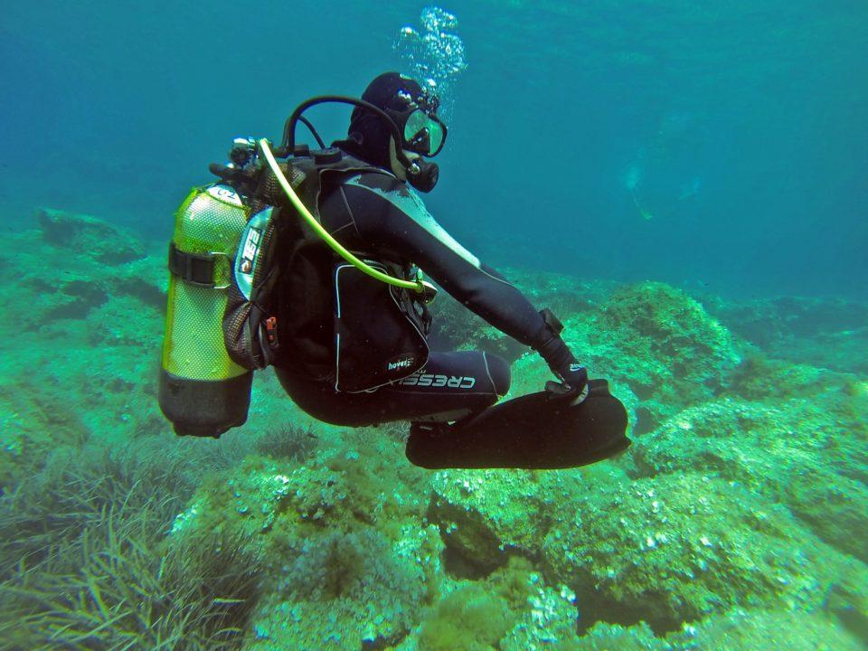 Diving, Equipment