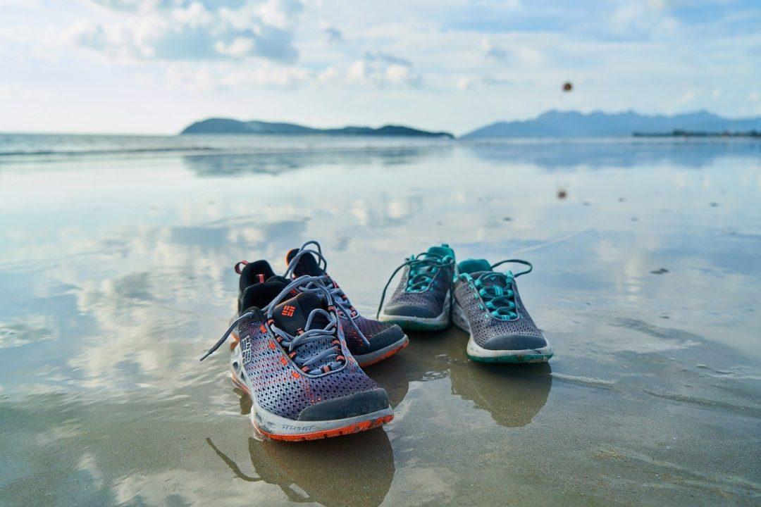 Marine, Shoes